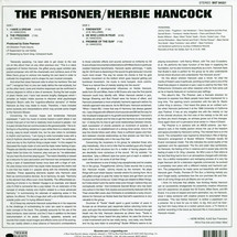 Herbie Hancock - The Prisoner (Tone Poet) [LP]