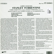 Stanley Turrentine - Comin