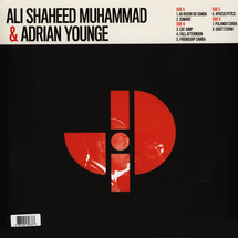 Adrian Younge / Ali Shaheed Muhammad / Azymuth - Jazz Is Dead 4