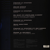 Chase & Status - Fabric pres. Chase & Status RTRN II FABRIC [2LP]