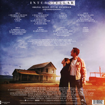 Hans Zimmer - Interstellar (Expanded Edition) (OST) [4LP]