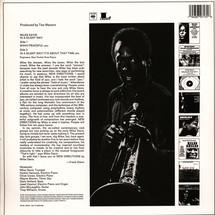 Miles Davis - In A Silent Way (White Vinyl)