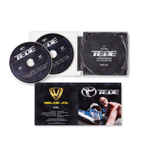 TEDE - 3H: Hajs Hajs Hajs [2CD]