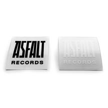 Naklejki by ASFALT  - Pakiet stickerów ASFALT logo III