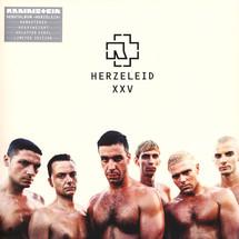Rammstein - Herzeleid XXV Anniversary Remastered Blue & Black Vinyl Edition [2LP]