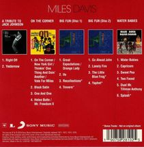 Miles Davis - Original Album Classics [5CD]