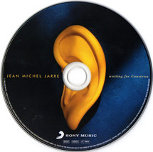 Jean-Michel Jarre - Waiting for Cousteau [CD]