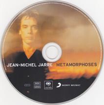 Jean-Michel Jarre - Metamorphoses [CD]