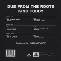 King Tubby - Dub From The Roots Box Set