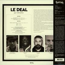 Le Deal - Jazz Traficantes [LP]