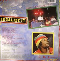 Peter Tosh - Legalize It (Limited Colored Vinyl Edition)