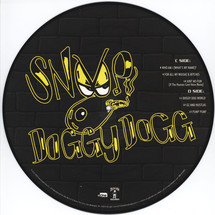 Snoop Doggy Dogg - Doggystyle (Picture Disc) (BF RSD) [2LP]