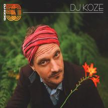 DJ Koze - DJ-Kicks (Transparent Violet Vinyl Edition)