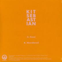 "Kit Sebastian - Ennui [7""]"