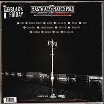 Masta Ace / Marco Polo - A Breukelen Story: Instrumentals (BF RSD)