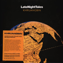 Khruangbin - Late Night Tales (Gatefold 180g Orange 2LP+MP3+Poster)