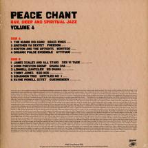VA - Peace Chant Vol.4 (LP+MP3) [LP]
