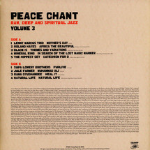 VA - Peace Chant Vol.3 (LP+MP3)