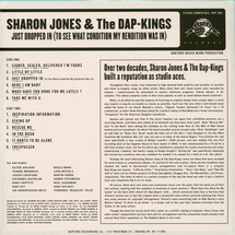 Sharon Jones And The Dap-Kings - Just Dropped In... (BF RSD Colored LP+MP3)