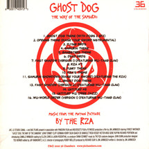 RZA - Ghost Dog: The Way Of The Samurai OST