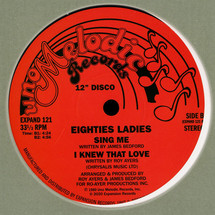 """Eighties Ladies - Turned On To You (Remastered) [12""""]"""