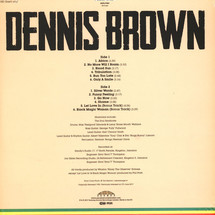 Dennis Brown - Dennis [LP]