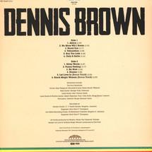 Dennis Brown - Dennis
