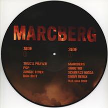 Roc Marciano - Marcberg (Picture Disc) [2LP]