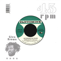 Ritchie McDonald / Glen Brown / Tommy McCook - Realize / Determination Skank