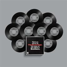 """The Black Keys - Brothers (Deluxe Anniversary Edition - 9x7"""" Box Set) [9x7"""