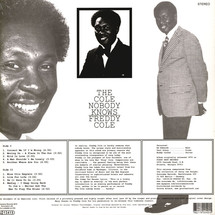Freddy Cole - The Cole Nobody Knows