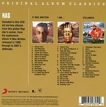Nas - Original Album Classics