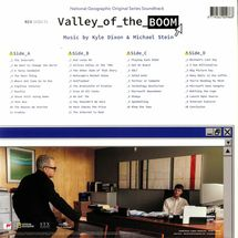 Kyle Dixon & Michael Stein - Valley Of The Boom OST (Blue Vinyl)