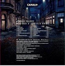 Atanas Valkov - Król OST (muzyka z serialu / płyta z autografem)