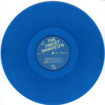 VA - Too Slow To Disco Neo: The Sunset Manifesto (Limited Edition Blue & Yellow 2LP+MP3) [2LP]