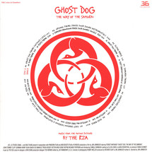 RZA - Ghost Dog: The Way Of The Samurai (Limited Red Vinyl Edition)