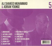 Adrian Younge / Ali Shaheed Muhammad / Doug Carn - Jazz Is Dead 5