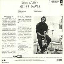 Miles Davis - Kind Of Blue (Transparent Vinyl)