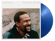 Marvin Gaye - Dream Of A Lifetime (Blue Vinyl) [LP]