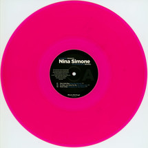 Nina Simone - Little Girl Blue Remixed (Pink Vinyl) [2LP]