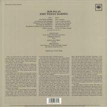 Bob Dylan - John Wesley Harding (White Vinyl)