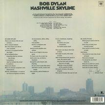 Bob Dylan - Nashville Skyline (White Vinyl) [LP]