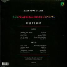 VA - Saturday Night: South African Disco Pop Hits [LP]