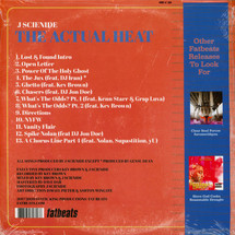 J Scienide - The Actual Heat