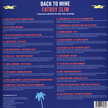 VA - pres. Back To Mine (180g)