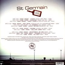 St Germain - Tourist 20th Anniversary: Travel Versions