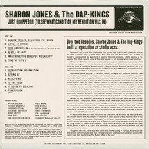 Sharon Jones And The Dap-Kings - Just Dropped In... (LP+MP3)
