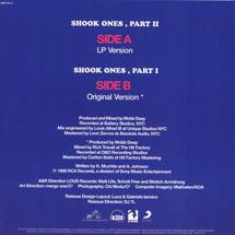 Mobb Deep - Shook Ones Part I & II