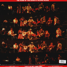 Talking Heads - The Name Of This Band Is Talking Heads (Red Vinyl)