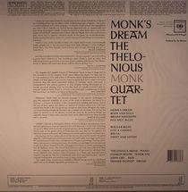 Thelonious Monk Quartet - Monk